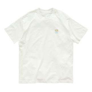 整う3秒前 Organic Cotton T-Shirt