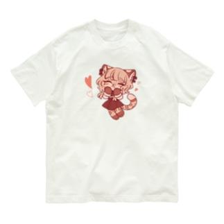 ラブ♡なカベルネ Organic Cotton T-shirts