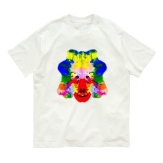 優しいサルウ Organic Cotton T-shirts