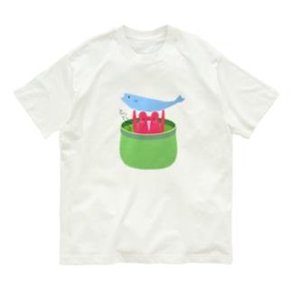 とったじょ君 Organic Cotton T-shirts