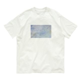 油彩の空 Organic Cotton T-shirts