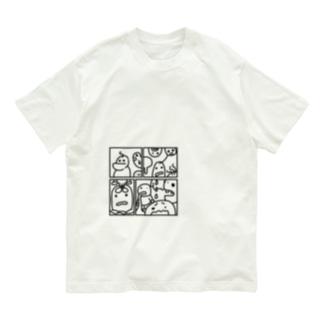 詩餅のとくべつなまんがっ! Organic Cotton T-shirts