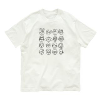 アーミーTシャツ Organic Cotton T-shirts