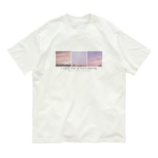 Sunset Dream Organic Cotton T-shirts