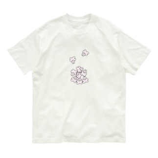 うさおち Organic Cotton T-shirts