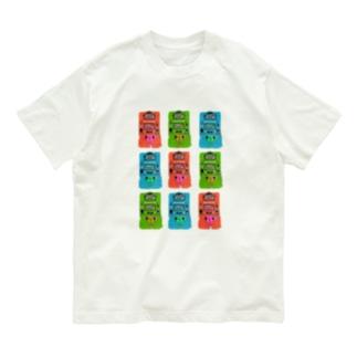 ゲームウォッチのおもしろさは異常 Organic Cotton T-shirts