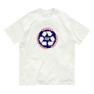 SAUNA is GOOD TRIP Tシャツ Organic Cotton T-shirts