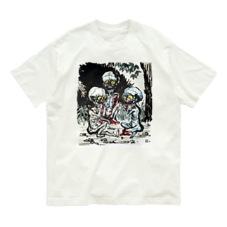 餓鬼 Organic Cotton T-shirts