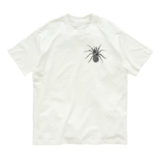 ルブロンオオツチグモ+ Organic Cotton T-Shirt