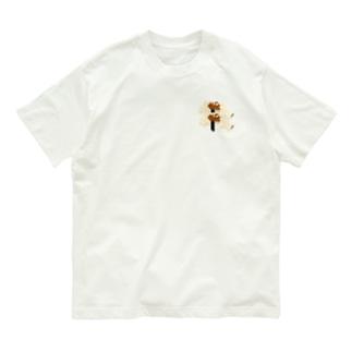 アナゴ Organic Cotton T-shirts