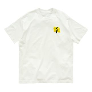たまご Organic Cotton T-shirts