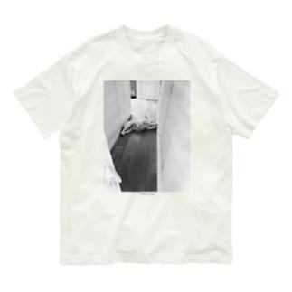 全力とおせんぼ Organic Cotton T-shirts