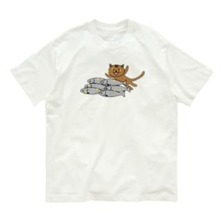 大漁猫 Organic Cotton T-shirts