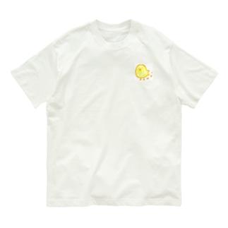 ひよこ Organic Cotton T-shirts