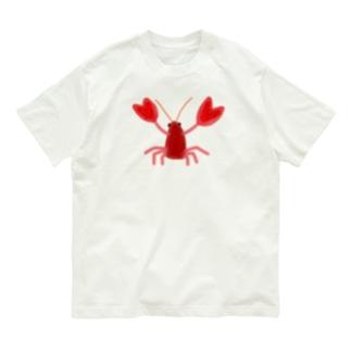 ぬんの威嚇するザリガニ Organic Cotton T-Shirt