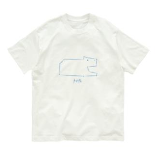 カピ座 Organic Cotton T-shirts