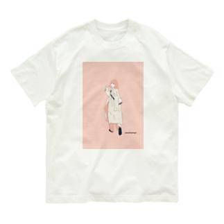 三茶ガール#2 Organic Cotton T-shirts