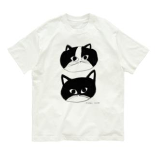 ねこ兄弟② Organic Cotton T-Shirt