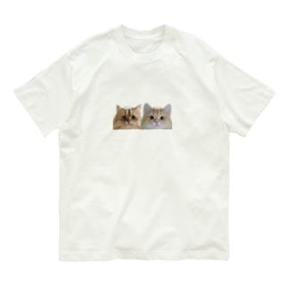 ねこねこ Organic Cotton T-shirts
