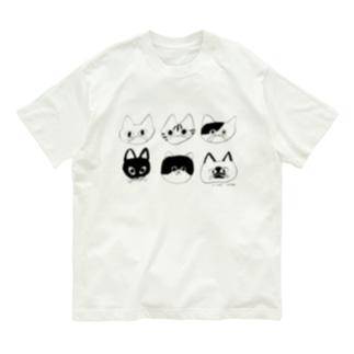 ねこ兄弟③ Organic Cotton T-Shirt