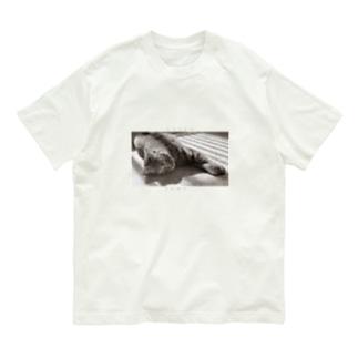 モノクロカレンカワイイ Organic Cotton T-shirts