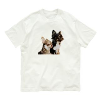 愛するチビたち Organic Cotton T-shirts