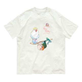りるせなroomスプーン Organic Cotton T-shirts
