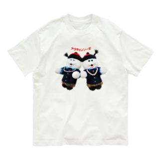 プクキョンシーず Organic Cotton T-shirts