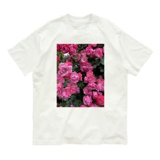 薔薇🌹 Organic Cotton T-shirts