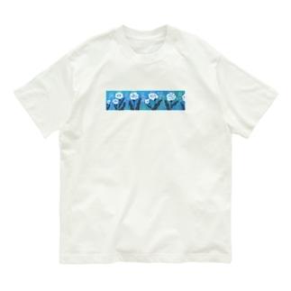 ははのひ💙 Organic Cotton T-shirts