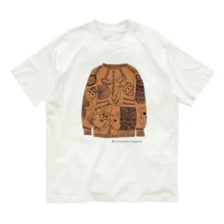はにわセーター Organic Cotton T-shirts