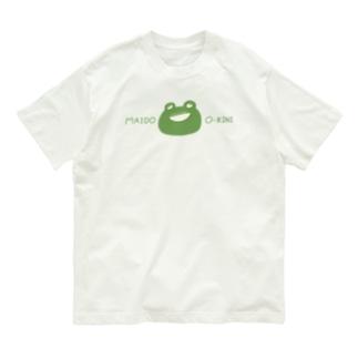 まいどおおきに! Organic Cotton T-shirts