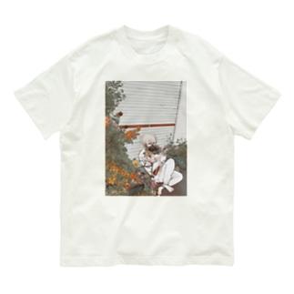 花束 Organic Cotton T-shirts