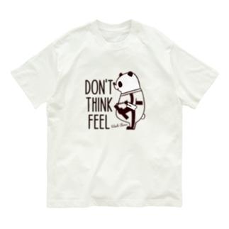 ヌンチャクパンダ Organic Cotton T-Shirt