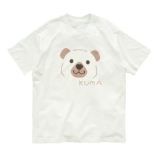 KUMA Organic Cotton T-shirts