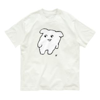 よよ(しろ) Organic Cotton T-shirts