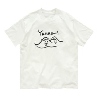 やまびこきょうだい Organic Cotton T-shirts