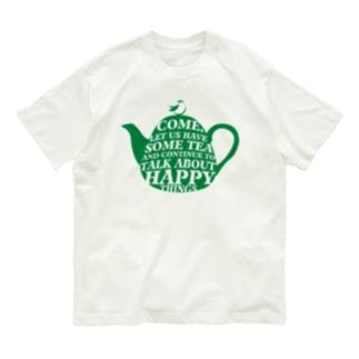 TEA Organic Cotton T-shirts