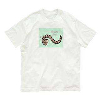 シシバナ Organic Cotton T-shirts