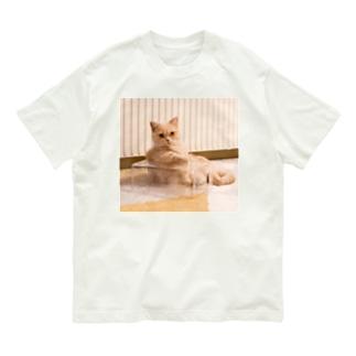 ととろ Organic Cotton T-Shirt