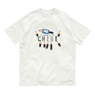 CT156 ちびた鉛筆*A Organic Cotton T-shirts