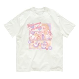 おしゃれしちゃお!(フロントプリント) Organic Cotton T-shirts