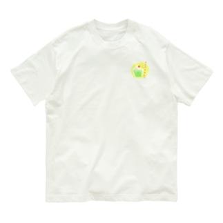 なんでやねん!クリームソーダ Organic Cotton T-shirts