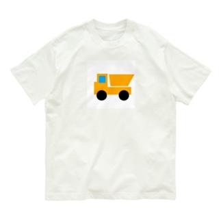 ダンプカー Organic Cotton T-shirts