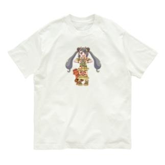 あに丸 高槻ver Organic Cotton T-shirts