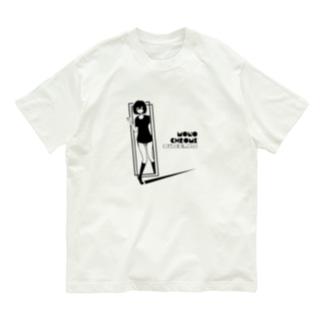 MONOCHROME T <W> Organic Cotton T-shirts