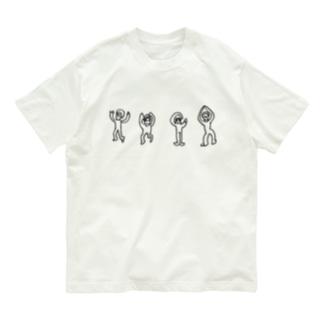ヤングマン Organic Cotton T-shirts