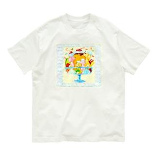 poodle à la mode Organic Cotton T-shirts