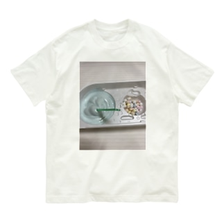 あの有名なねるねるね Organic Cotton T-shirts