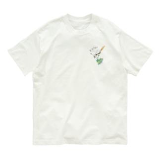 カラフル01 Organic Cotton T-shirts